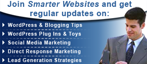 Smarter Websites Newsletter