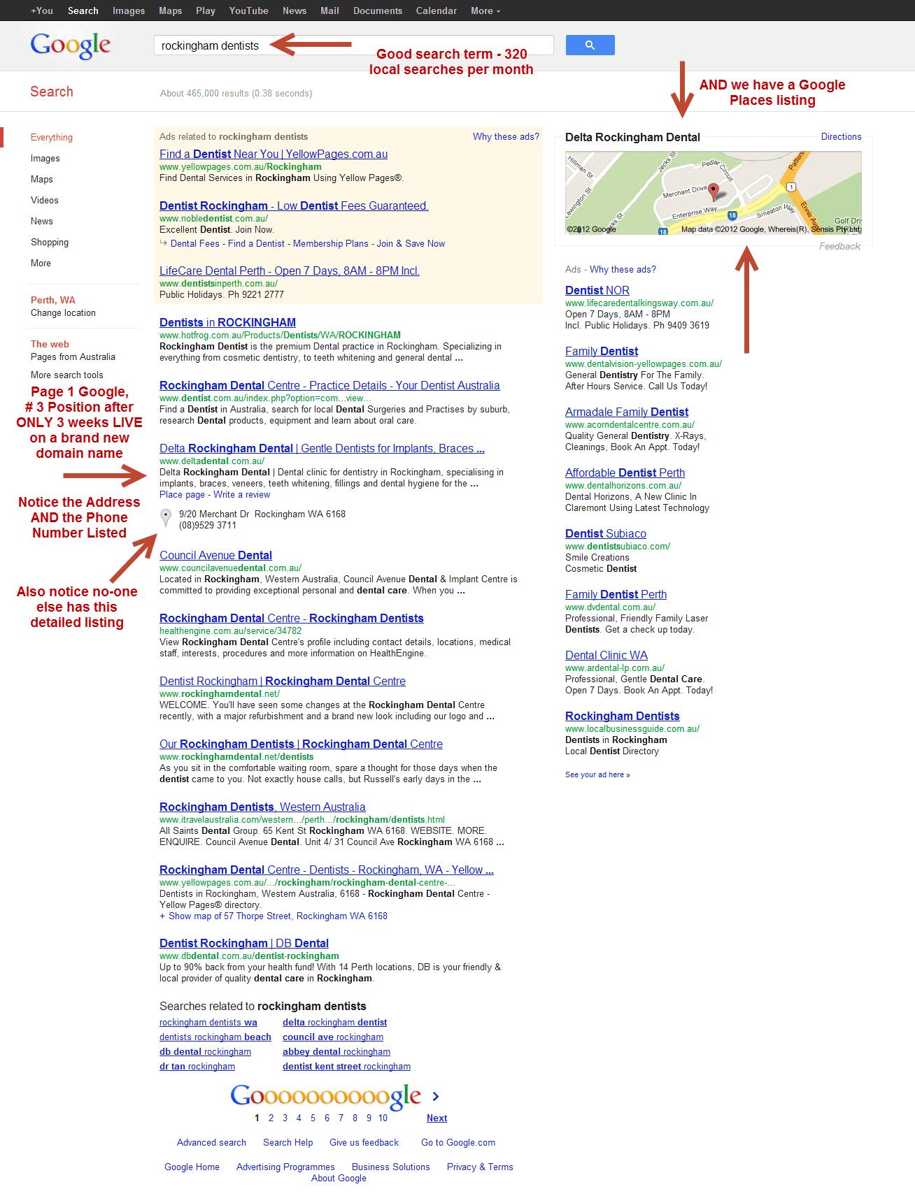 Google-page-1-smarter-websites