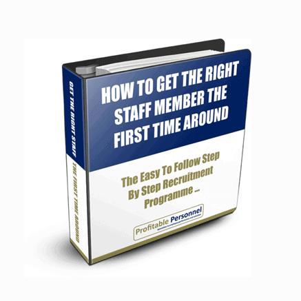 Staff Recruitment Guide – Printed Version