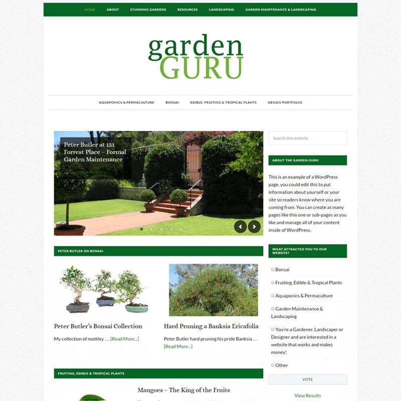Garden Guru