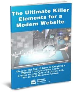 ultimate killer elements for a modern website