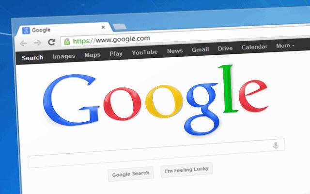 google keywords in domain name