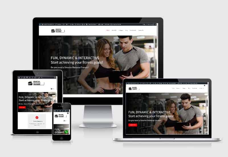 smarter personal trainer