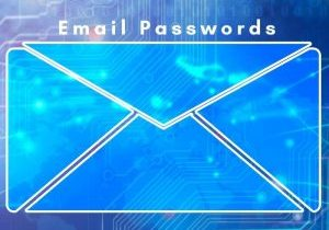 Complex Cryptic Email Passwords